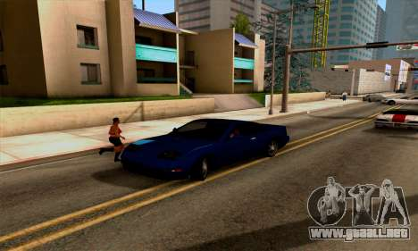 Realistic ENB for Medium PC para GTA San Andreas quinta pantalla