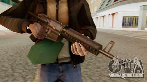 Ares Shrike SA Style para GTA San Andreas tercera pantalla