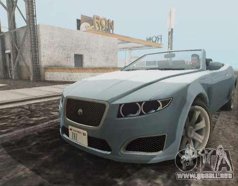 Herp ENB v1.6 para GTA San Andreas tercera pantalla