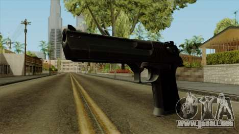 Original HD Desert Eagle para GTA San Andreas