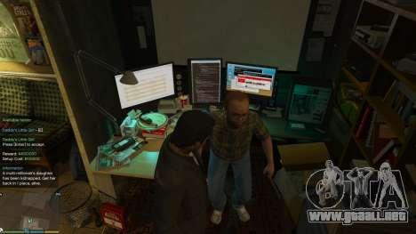 GTA 5 Story Mode Heists [.NET] 0.1.4 octavo captura de pantalla