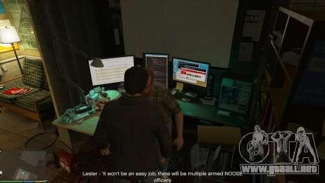 Story Mode Heists [.NET] 0.1.4 para GTA 5