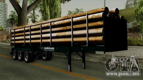Trailer Log v2 para GTA San Andreas
