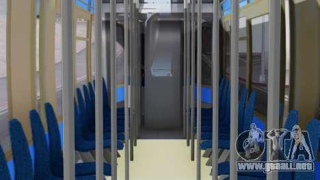 New Tram SF para GTA San Andreas left