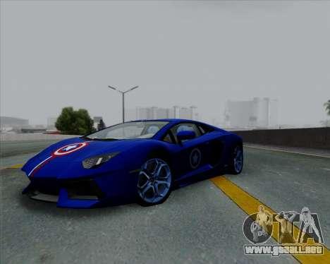 ENB Pizx para GTA San Andreas tercera pantalla