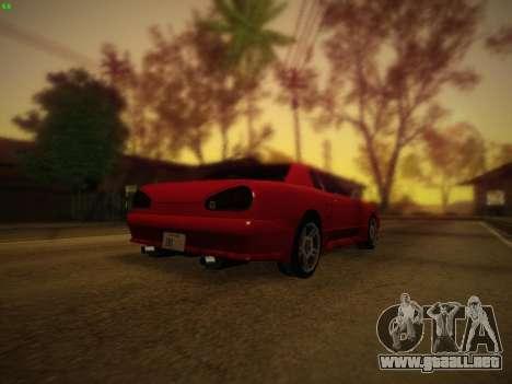 Iceh ENB para GTA San Andreas quinta pantalla