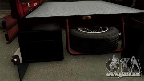 Trailer Fliegl v1 para la visión correcta GTA San Andreas