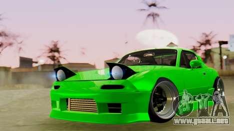 Mazda MX-5 BnSports para la visión correcta GTA San Andreas