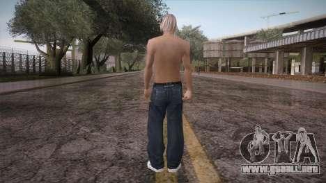 Beach Bum Wmylg para GTA San Andreas tercera pantalla