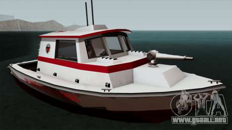FDSA Reefer para GTA San Andreas