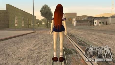 Ruby para GTA San Andreas tercera pantalla
