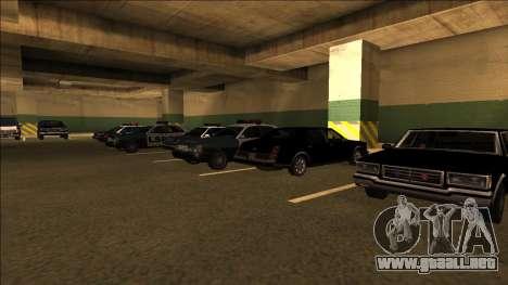 DLC Big Cop and All Previous DLC para GTA San Andreas tercera pantalla