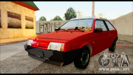 VAZ 2108 Stoke para GTA San Andreas