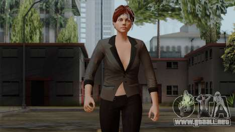 GTA 5 Online Female04 para GTA San Andreas