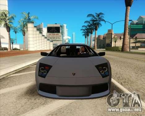 Andromax ENB para GTA San Andreas segunda pantalla