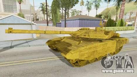 T-90MS CoD Ghost para GTA San Andreas