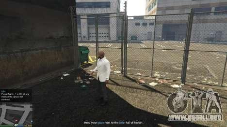 GTA 5 The Red House cuarto captura de pantalla