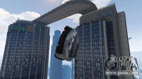 GTA 5 Maze Bank Mega Spiral Ramp sexta captura de pantalla
