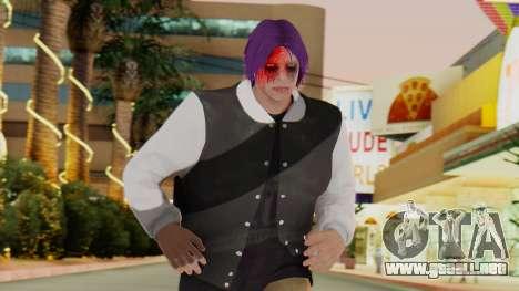 [GTA5] Ballas Member para GTA San Andreas