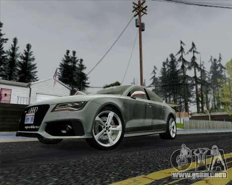 ENB Pizx para GTA San Andreas