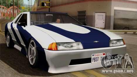 De vinilo para la Elegía - NFSMW para GTA San Andreas