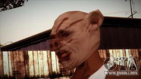 Cerdo Zombie para GTA San Andreas tercera pantalla