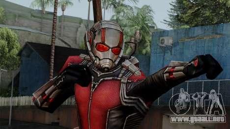 Ant-Man para GTA San Andreas