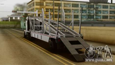 GTA 5 MTL Packer Driving para GTA San Andreas left