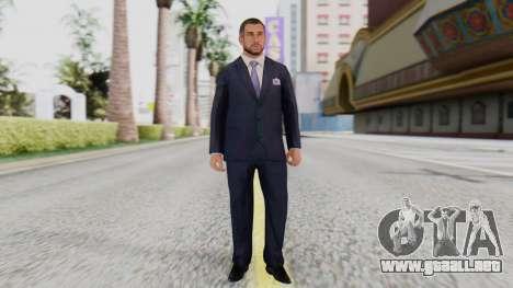 [GTA 5] FIB1 para GTA San Andreas segunda pantalla