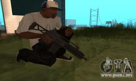 GTA 5 Special Carbine para GTA San Andreas