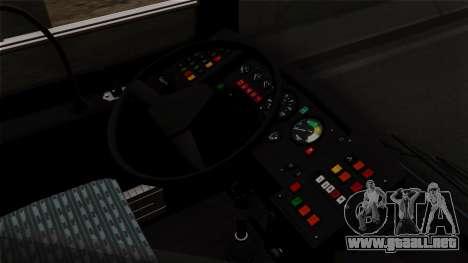Ikarus 415 para la visión correcta GTA San Andreas