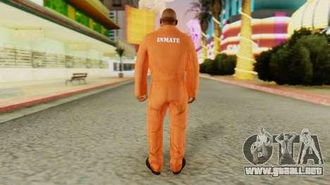 [GTA 5] Prisoner2 para GTA San Andreas tercera pantalla
