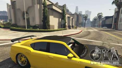 GTA 5 Semi-Realistic Vehicle Physics V 1.6 séptima captura de pantalla