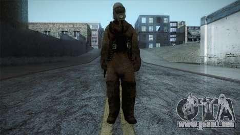 Order Soldier2 from Silent Hill para GTA San Andreas segunda pantalla