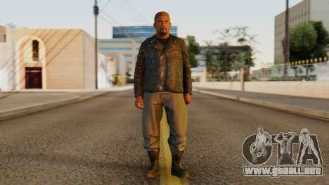 [GTA5] The Lost Skin2 para GTA San Andreas segunda pantalla