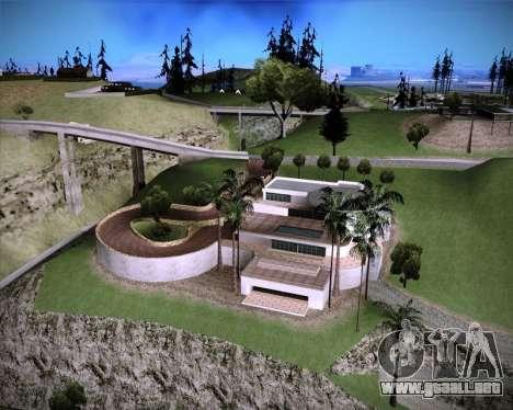 ENB Benyamin for Low PC para GTA San Andreas sucesivamente de pantalla