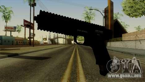 AP Pistol para GTA San Andreas