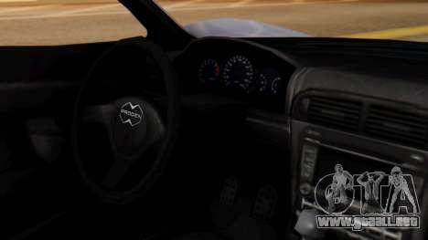 Progen T20 GTR para la visión correcta GTA San Andreas