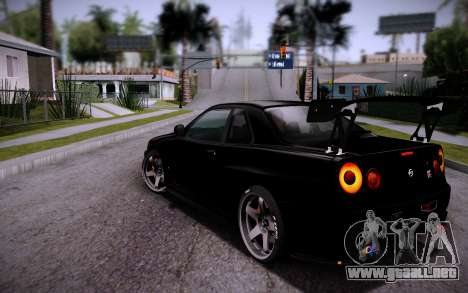 Graphics Mod for Medium PC v3 para GTA San Andreas