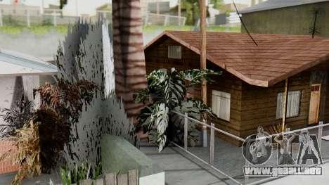 Winter Grove Street para GTA San Andreas tercera pantalla