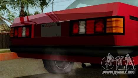 Admiral from Vice City Stories IVF para la visión correcta GTA San Andreas