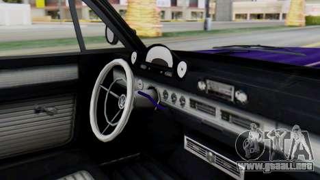 GTA 5 Declasse Voodoo IVF para la visión correcta GTA San Andreas