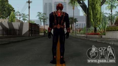 Ant-Man Black para GTA San Andreas tercera pantalla