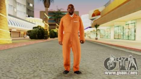 [GTA 5] Prisoner2 para GTA San Andreas segunda pantalla