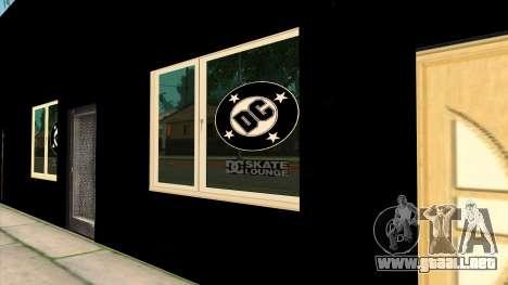 New Store DC v2 para GTA San Andreas tercera pantalla