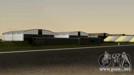 Homing Missile para GTA San Andreas tercera pantalla