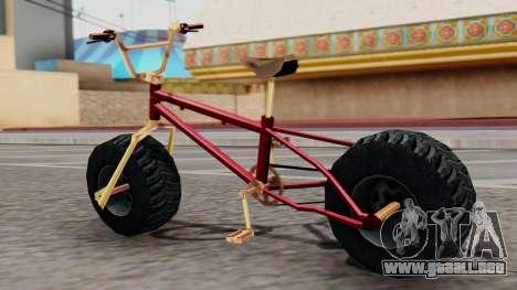 Monster BMX para GTA San Andreas left