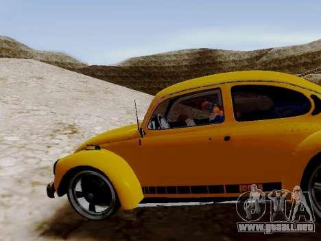 Volkswagen Escarabajo 1975 Jeans Edición Persona para GTA San Andreas