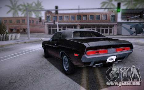 Graphics Mod for Medium PC v3 para GTA San Andreas segunda pantalla