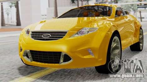 Ford Iosis para GTA San Andreas